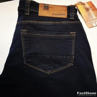 Vyriški džinsai stilius-RegularFit Nemokamas Pristatymas