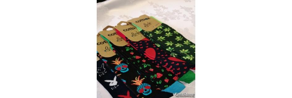 bambuko, medvilnines, modalo, vilnones, angoros vilnos, linksmosios, lacky socks vyriskos kojines