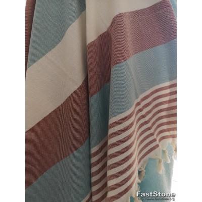 Pirties-saunos rankšluostis 100x180 cm. Tiurkis