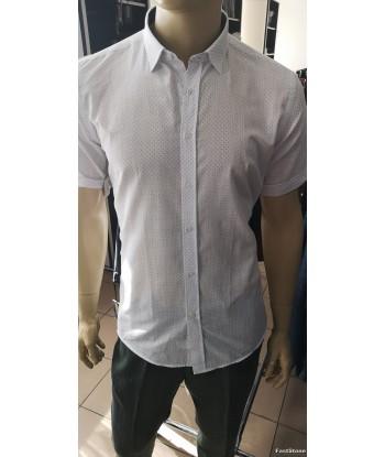 Klasikiniai marškiniai trumpomis rankovėmis