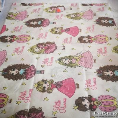 Vaikiškas pagalvės užvalkalas 40*60cm. 100% medvilnė.