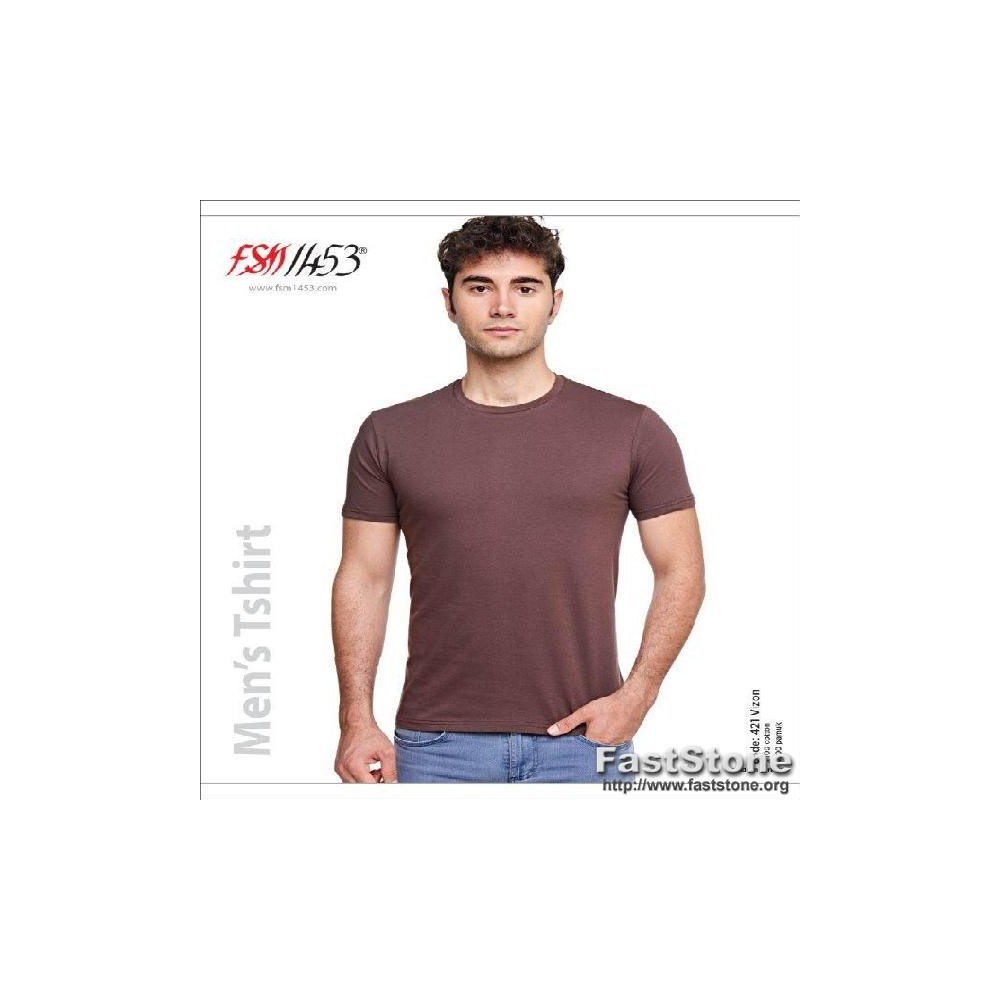 Marškinėliai 100% merserizuota medvilnė