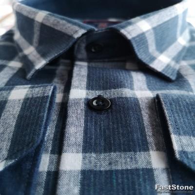 Šilti vyriški marškiniai
