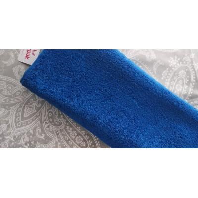 Mėlynas veido rankšluostis