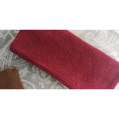 Raudonas rankšluostukas