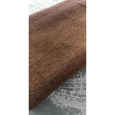 Rudas rankšluostukas