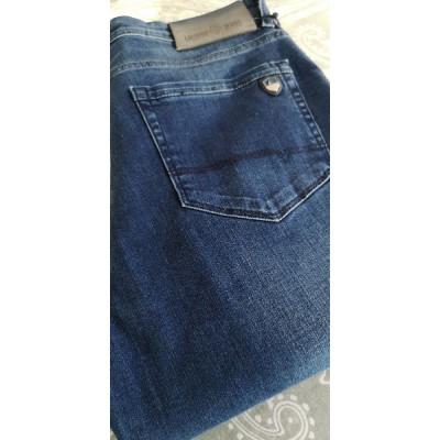 Klasikinio stiliaus vyriški džinsai